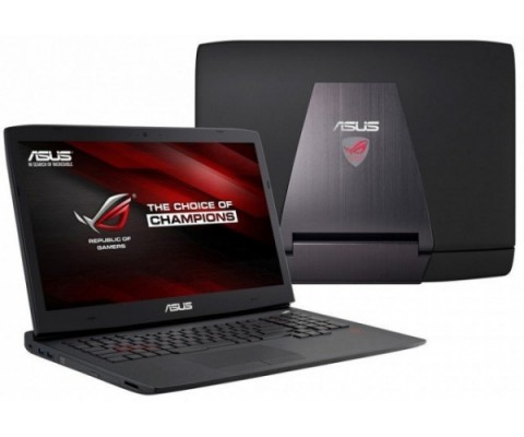 ASUS G751J, Core i7 4720HQ, Ram 16 GB, HDD 1TB, GTX 965M, Full HD