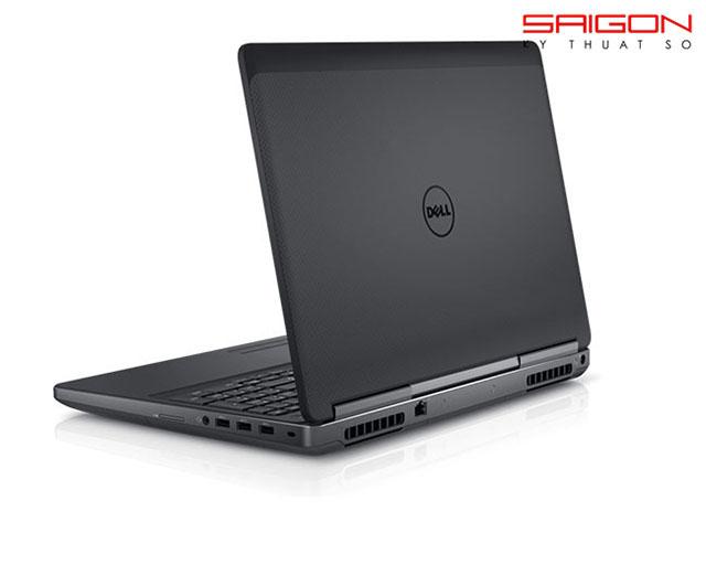 """Dell Precision 7520, Core i7 7920HQ, RAM 32 GB, SSD 512 GB + 2 TB, nVIDIA Quadro M2200, 15""""6 Full HD IPS"""