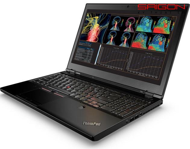 "Lenovo ThinkPad P52s, Core i7 8650u, RAM 16 GB, SSD 512 GB, Quadro P500, 15""6 Full HD IPS Touch"